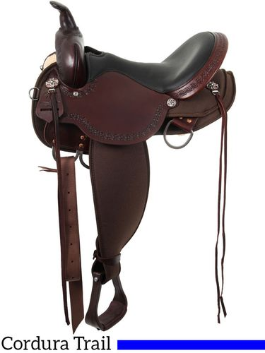 High Horse Daisetta Trail Saddle 6914 w/Free Pad