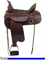 ** SALE **High Horse by Circle Y Big Springs Trail Saddle 6862