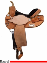 "13.5"" to 16"" Billy Cook Barrel Saddle 1526"