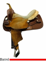 13.5Inch Used Billy Cook Barrel Racer 1527 1527 *Free Shipping*