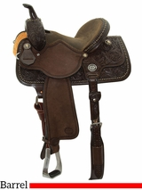 "13"" to 15"" Reinsman Molly Powell Vintage Cowgirl Barrel Racer 4265 w/$210 Gift Card w/Free Pad"