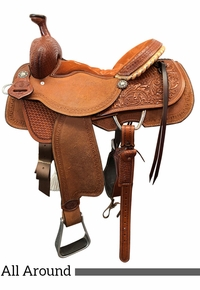 "13"" to 17"" Double J All Around Saddle SEP00-64586"