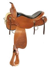 High Horse Mesquite Trail Saddle 6864 w/Free Pad