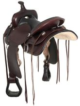 DISCONTINUED 5/14/2020 High Horse Winchester Trail Saddle 6819 w/Free Pad