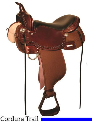 High Horse Willow Springs Saddle 6913 w/Free Pad