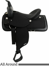 "15"" to 17"" Abetta All Around Saddle, Reg or Wide, 20515"