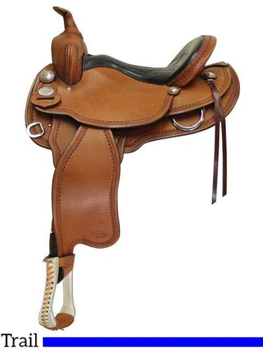 "15"" to 16"" Crates Light Ladies Trail Saddle 2120"