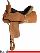 "14"" to 16"" Billy Cook Barrel Saddle 1524"