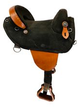 14 Inch Used Bob Marshall Endurance Saddle 5018340 *Free Shipping*