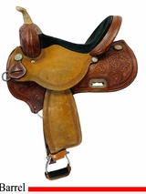 PRICE REDUCED! 14 Inch Used Circle Y Kelly Kaminski Spark Saddle 3030 uscy4490