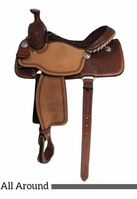 "14"" to 16"" Billy Cook Ladies All Around Saddle 2040"