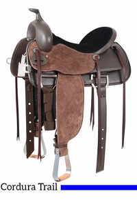 "14"" to 15"" Cashel Lite Trail Saddle CLT"