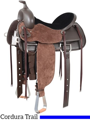 "14"" to 16"" Cashel Lite Trail Saddle CLT"