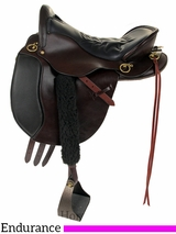 "15.5"" and 16'5"" Tucker Equitation Endurance Saddle 149"