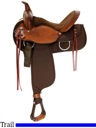 Fabtron Lady Trail Saddle 7152 7154 7156
