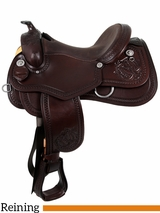 "15"" 16"" 17"" South Bend Saddle Co Reining Saddle 2704"