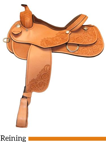 "15"" 16"" 17"" South Bend Saddle Co Reining Saddle 2736"