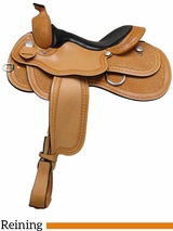 "15"" 16"" 17"" South Bend Saddle Co Reining Saddle 3416"