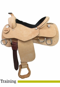 "15"" 16"" 17"" South Bend Saddle Co Training Saddle 2300"