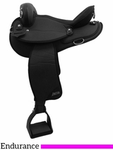 "15"" 16"" Abetta Endurance Saddle 20510BK"
