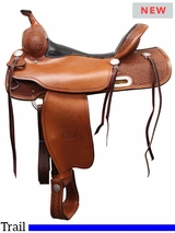 "15"" 16"" Billy Cook Trail Saddle 1780"