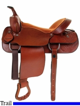 "** SALE **15"" 16"" Dakota Pleasure Saddle 900j"