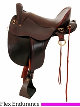 Tucker Gen II Bayou Plantation Saddle 140
