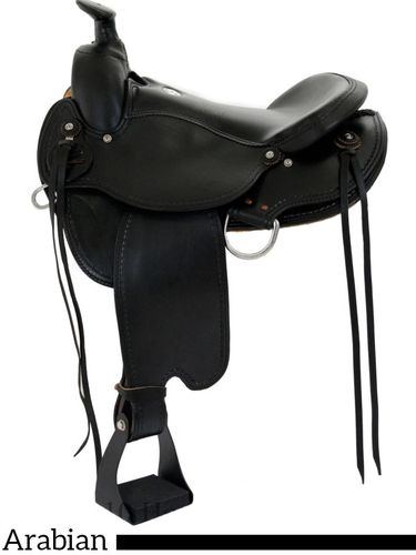 "15"" to 16"" Dakota Arabian Trail Saddle 5320"