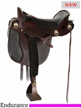 ** SALE **Tucker Equitation Endurance Saddle T49