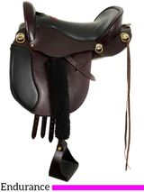 Tucker Equitation Endurance Saddle T49 w/Free Pad