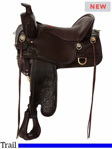 Tucker High Plains Trail Saddle T60