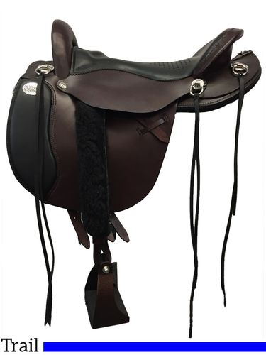 Tucker Horizon Nomad Trail Saddle 249 w/Free Pad