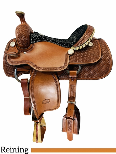 15.5Inch Used Billy Cook Arena Roping Saddle 2147 *Free Shipping*