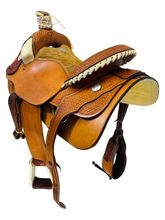 SOLD 2019/12/04  15.5Inch Used Billy Cook Saddlery Team Roper Saddle 8306 *Free Shipping*