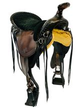 15.5Inch Used Synergist Trail Saddle 2273 *Free Shipping*