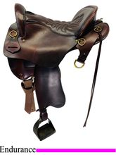 PRICE REDUCED! 15.5inch Used Tucker Classic Endurance Saddle 159 ustk4503 *Free Shipping*
