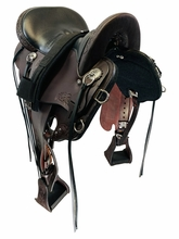 SOLD 2020/10/20  15.5Inch Used Tucker Horizon Outpost Endurance Saddle 179 *Free Shipping*
