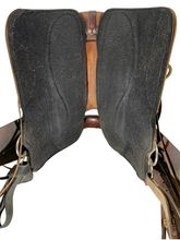 SOLD 2021/03/04  15.5Inch Used Tucker Cheyenne Frontier Trail Saddle 168 *Free Shipping*