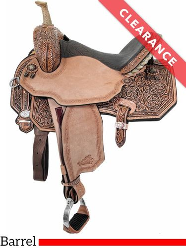 """15"""" Circle Y Josey Ultimate Revolution Flex2 1185, CLEARANCE"""