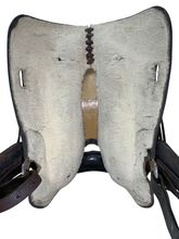 SOLD 2019/10/29  PRICE REDUCED! 15 Inch Used American Saddlery The High Point Pleasure Saddle 1537 *Free Shipping*