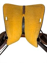15 Inch Used Billy Cook CJ Trail Saddle 1537 *Free Shipping*