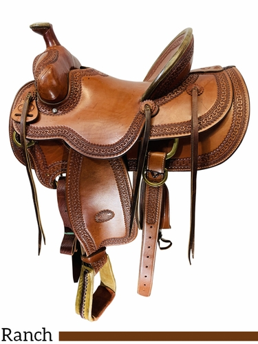 14.5Inch Used Billy Cook High Country Rancher 2174 *Free Shipping*