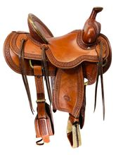 SOLD 2021/04/06 14.5Inch Used Billy Cook High Country Rancher 2174 *Free Shipping*