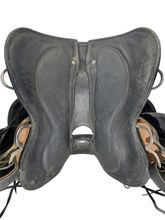 15 Inch Used Circle Y Julie Goodnight Monarch Flex2 Saddle 1752 *Free Shipping*