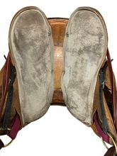 15 Inch Used Marciante Trail Saddle 1848 *Free Shipping*