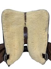 PRICE REDUCED! 15 Inch Used Prestige Saddlery Wide Trail Saddle 103 *Free Shipping*