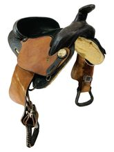 SOLD 2021/10/08  15 Inch Used Timber Ridge Trail Saddle  *Free Shipping*