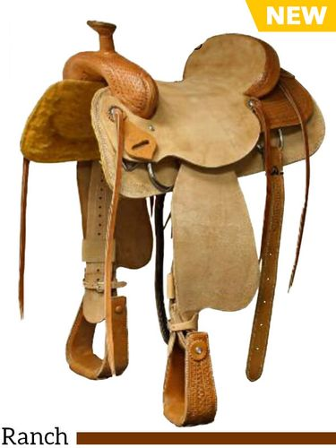 "SOLD OUT 15"" to 16"" Colorado Saddlery Cimmaron Mountain Ranch 300-5110-6110"