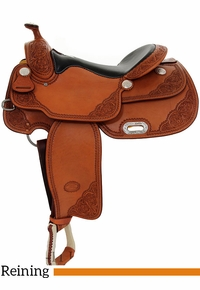 "15"" to 17"" Billy Cook VC Reiner Saddle 9603"