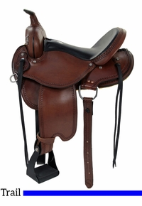 "15"" to 17"" Dakota Trail Saddle 213"
